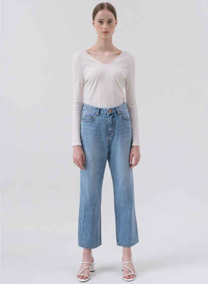 SS20 Tomboy Jeans Light Blue