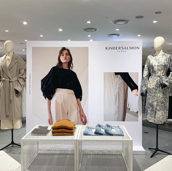 POP-UP STORELotte DepartmentStoreat Jamsil