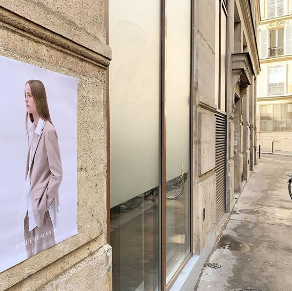 SS20 EXHIBITION IN PARIS