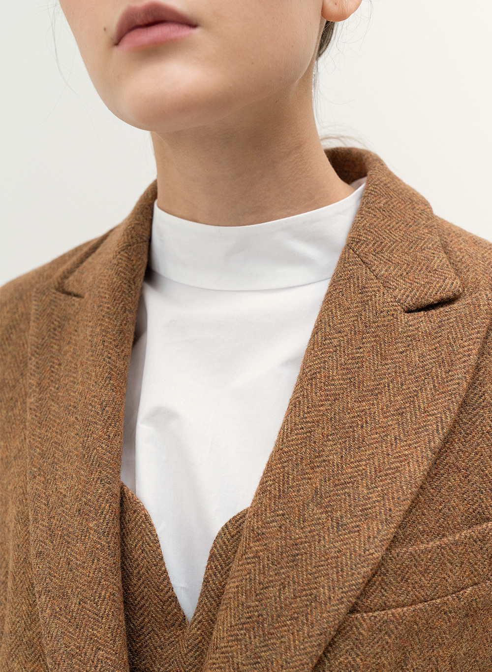 FW20 Single Blazer Autumn